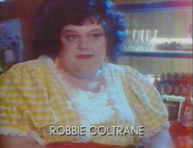 Robbie Coltrane in The Fruit Machine