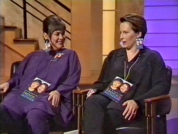 French and Saunders on Clive Anderson