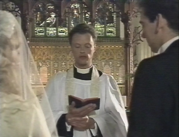 Robert Llewellyn as The Priest