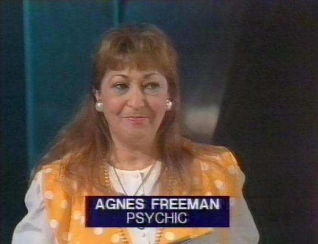 Agnes Freeman