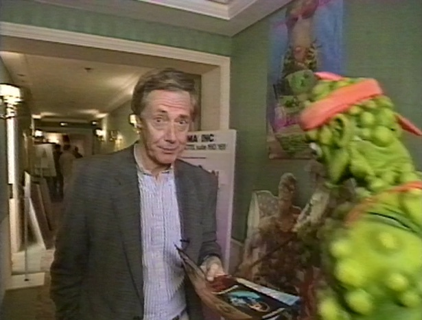 Barry Norman meets Troma