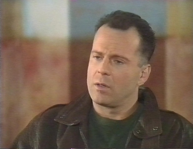 Bruce Willis Hudson Hawk