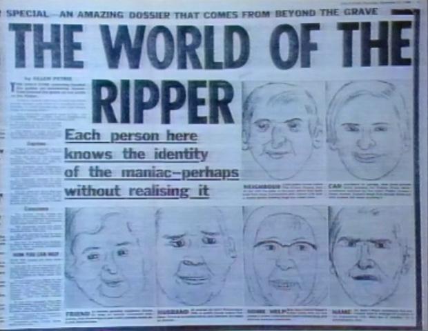 Friends of the Ripper