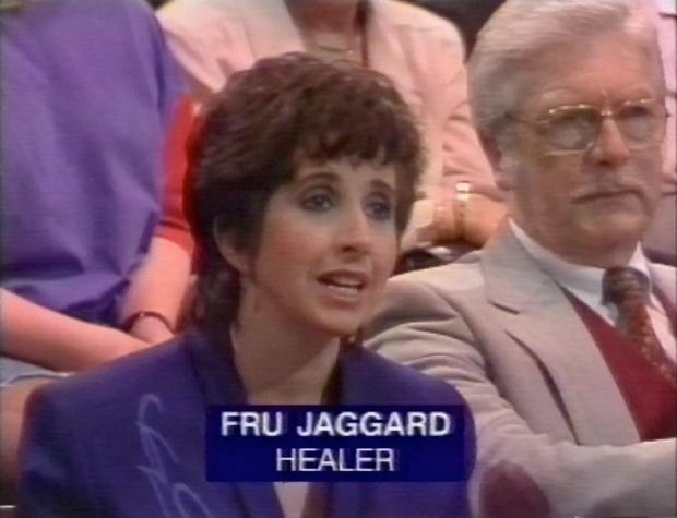 Fru Jaggard