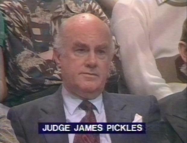 Judge James Pickles