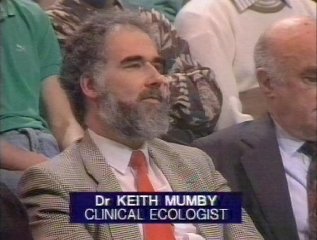 Keith Mumby