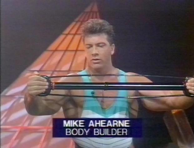 Mike Ahearne