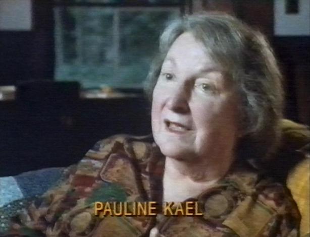 Pauline kael essay