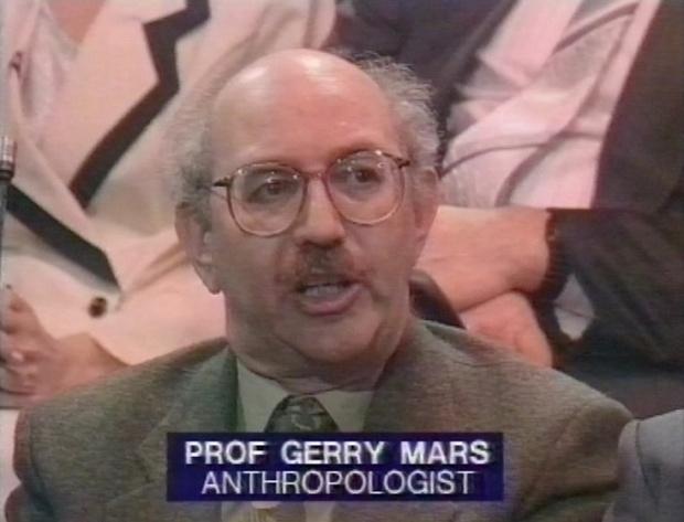 Professor Gerry Mars