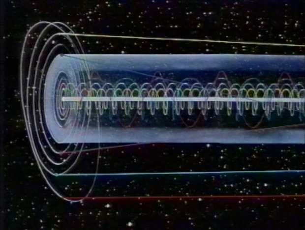 spiralling planets like DNA apparently