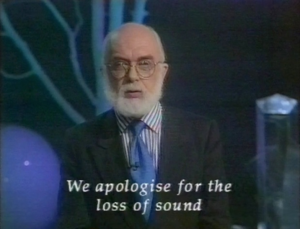We apologise for the loss of sound