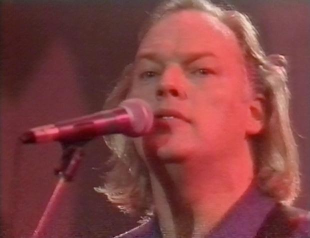 Dave Gilmour Amnesty