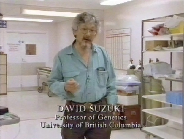 Professor David Suzuki
