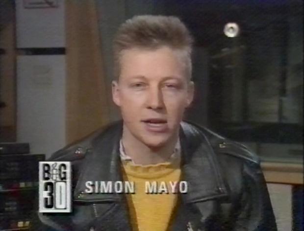 Simon Mayo - Amnesty message