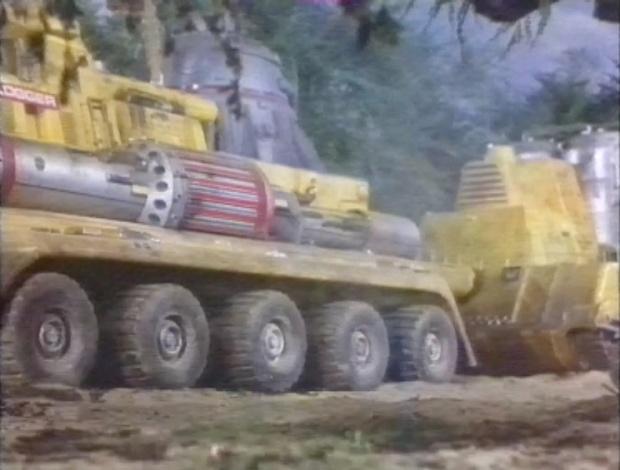 First Thunderbirds scene
