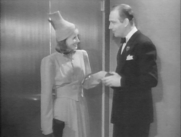 Greta Garbo in Ninotchka