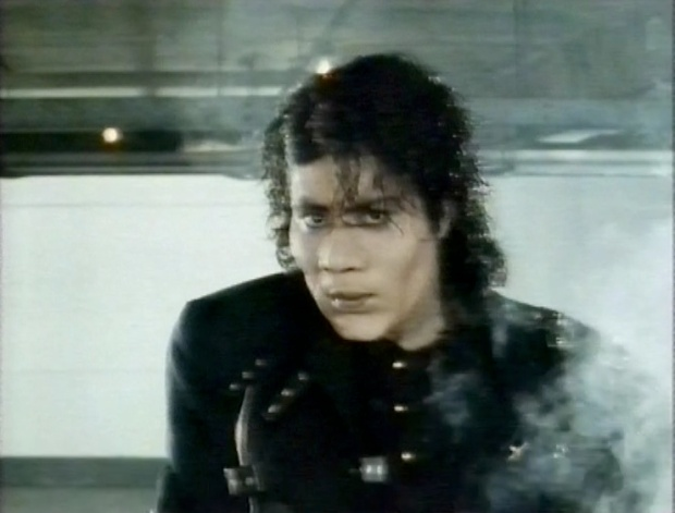 Lenny Henry as Michael Jackson