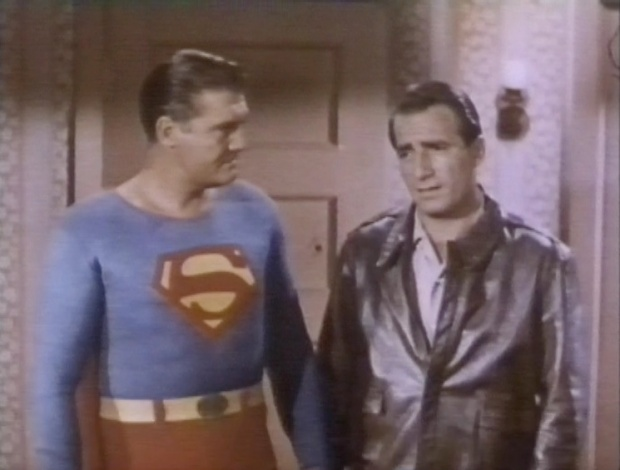 Superman and The Fonz