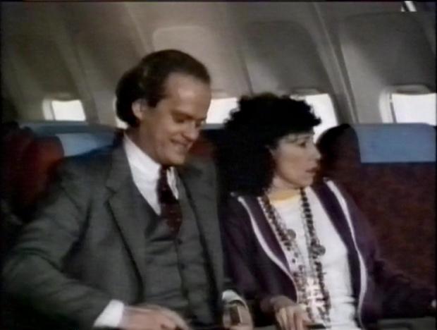 Crane on a Plane