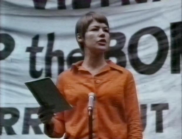 Glenda Jackson Stop the War