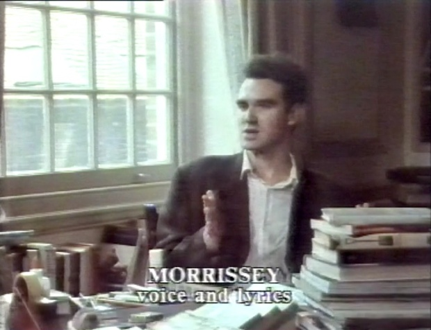 Morrissey on South Bank Show