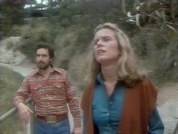 Heather Menzies and Bradford Dillmann