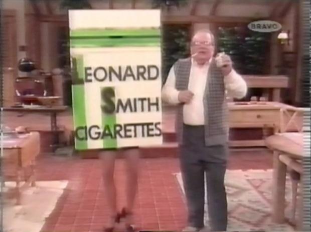 Leonard Smith cigarettes