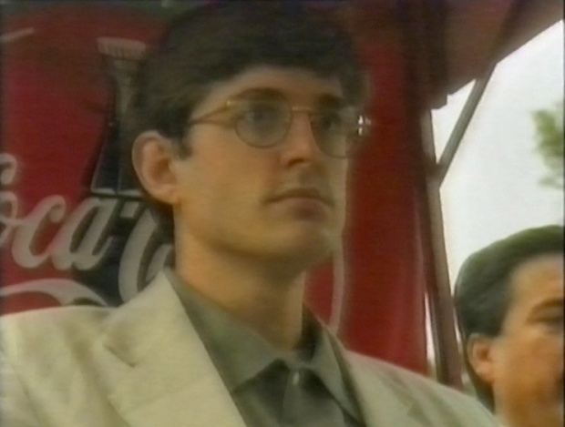 Louis Theroux in TV Nation