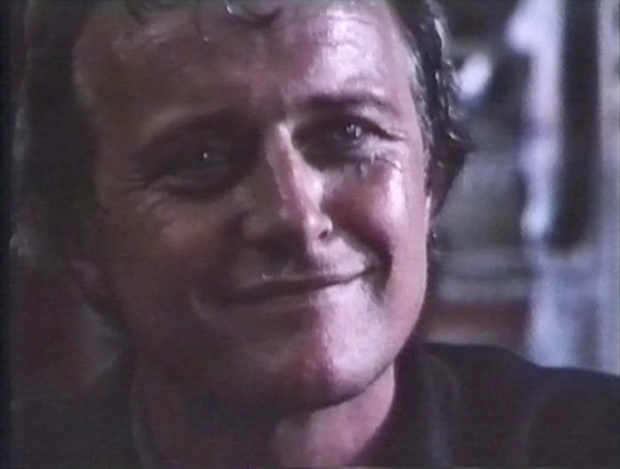 Rutger Hauer in The Hitcher