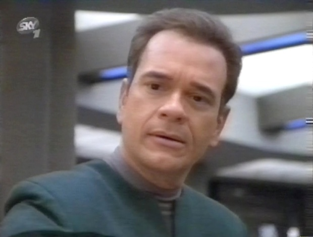 Robert Picardo with hair