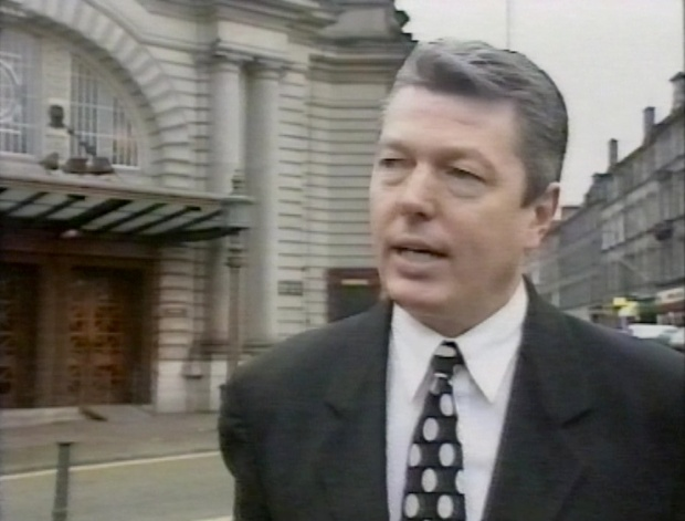 Young Alan Johnson