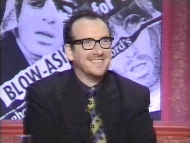 Elvis Costello in HIGNFY