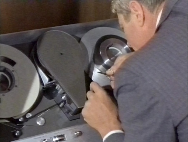 video editing in the 1960s