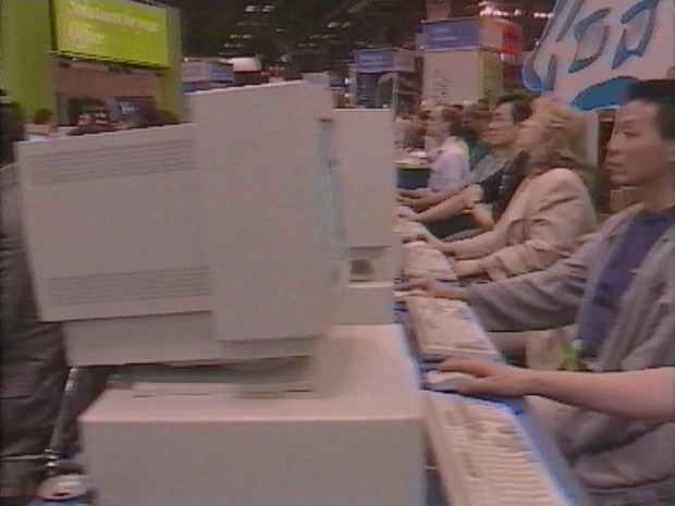 Big old computers