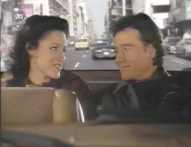 seinfeld elaine dating Jerry says of the act, in the typically clean approach seinfeld takes to all  that  he'd date her, and the little things that annoy elaine are funny,.
