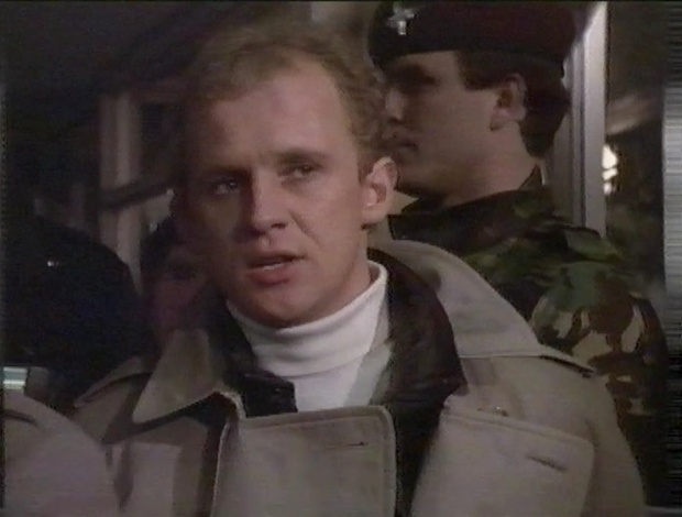 Colonel Kane aka Peter Firth