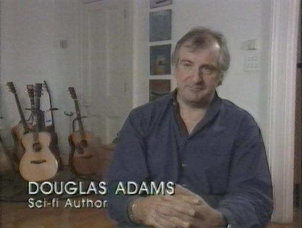 Douglas Adams Triumph of the Nerds