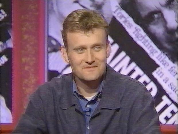 Hugh Dennis on HIGNFY