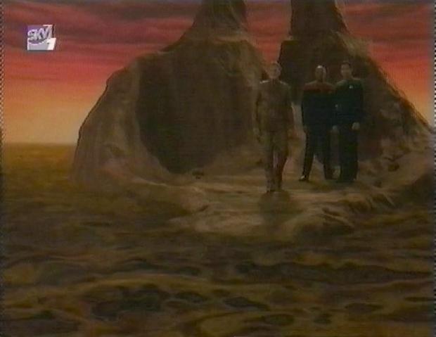 Odo's Homeworld