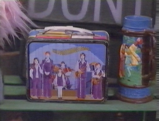 Partridge Family Lunchbox