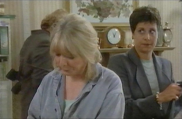 Rebecca Front in The Missing Postman