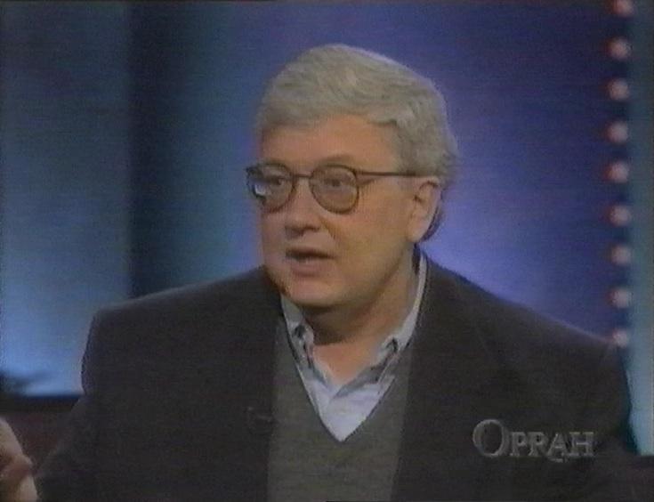 Roger Ebert on OprahRoger Ebert Oprah