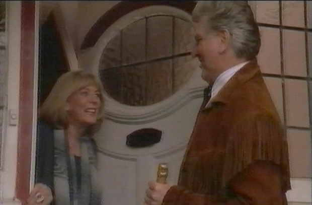 Stephen Moore and Alison Steadman