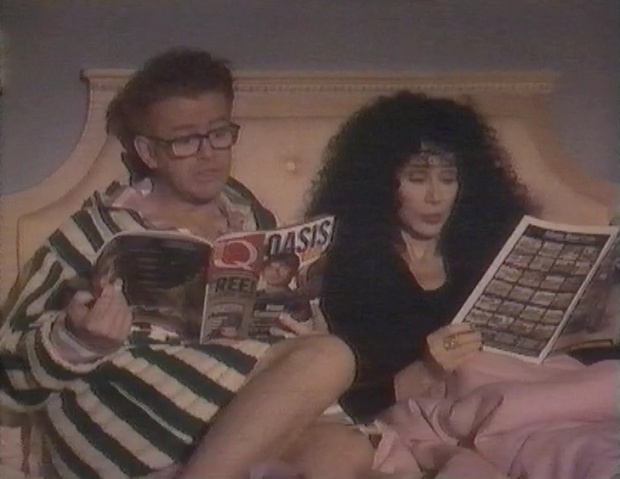At Home with Chris and Cher