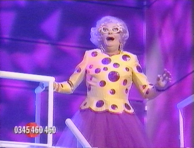 Dame Edna Everage on Comic Relief