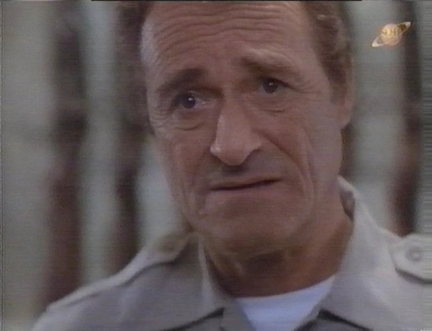 Dick Miller in Night of the Creeps