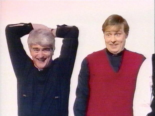 Father Ted and Dougal present Comic Relief