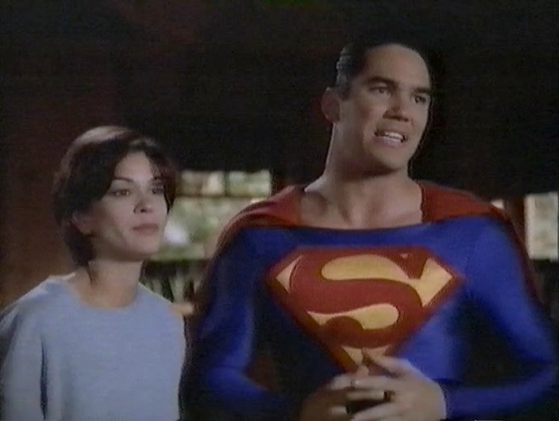 Lois and Superman