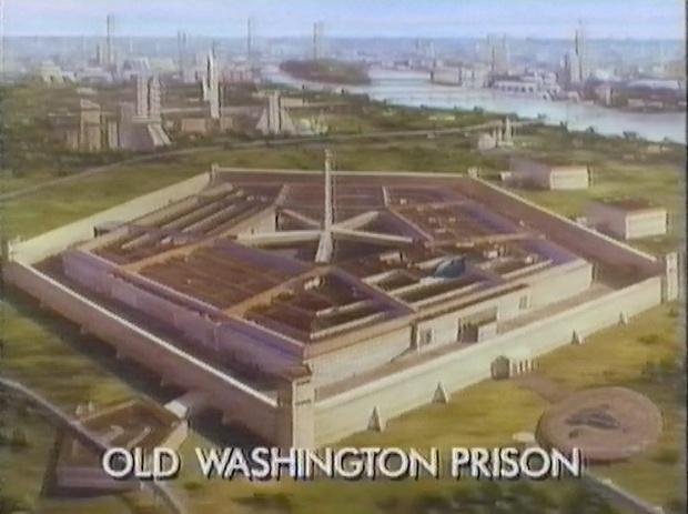 Old Washington Prison