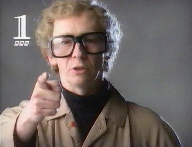 Paul Whitehouse is Michael Caine
